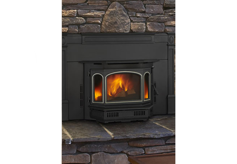 Quadra fire 4100 wood burning insert for New construction wood burning fireplace